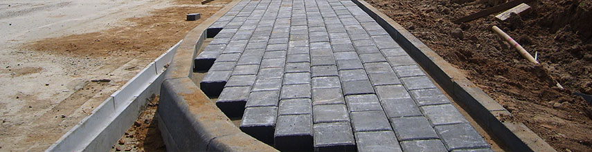 Укалдка тротуарной плитки в Минске и области
